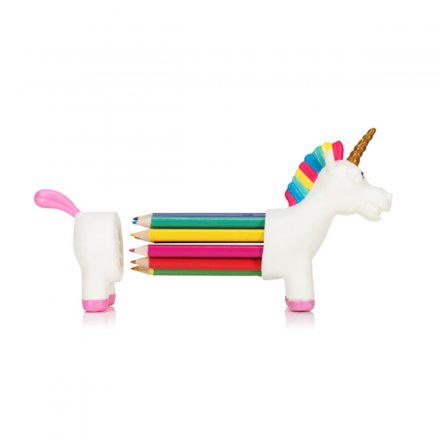 Colored Pencil Set Rainbow Unicorn