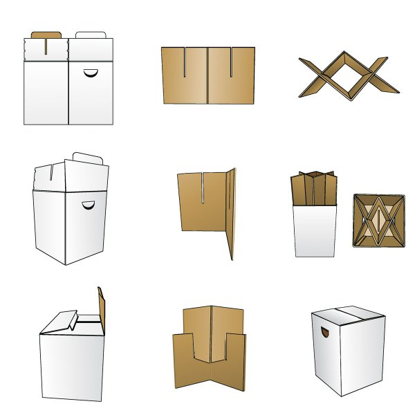 Cardboard Chair Instructions Designs