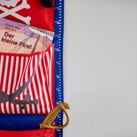 Store.It Hanging Organizer Pirate blue/red