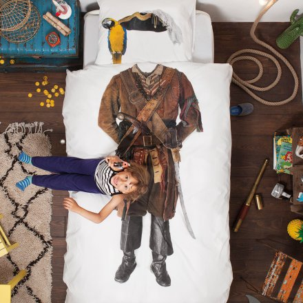 Snurk Bed Linen Pirate