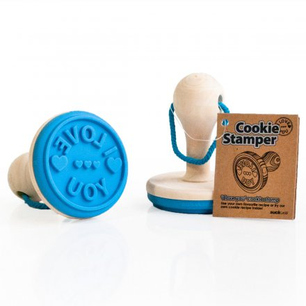 Suck UK I Love You Cookie Stamper