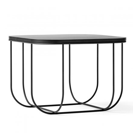 Menu FUWL Cage Table black/dark ash