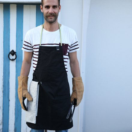 BBQ Apron Size Adjustable