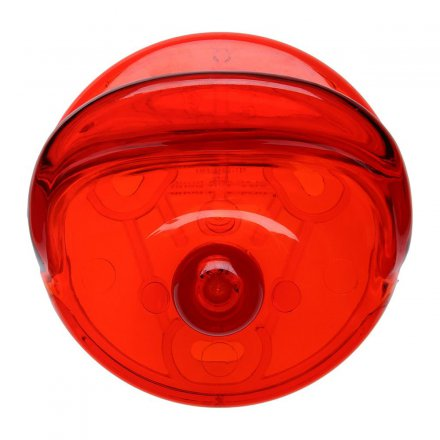 Kartell Coat Hook transparent orange red