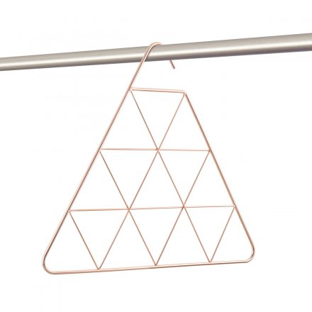 Pendant Scarf Holder Triangle