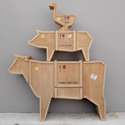 Seletti Cabinet Pig