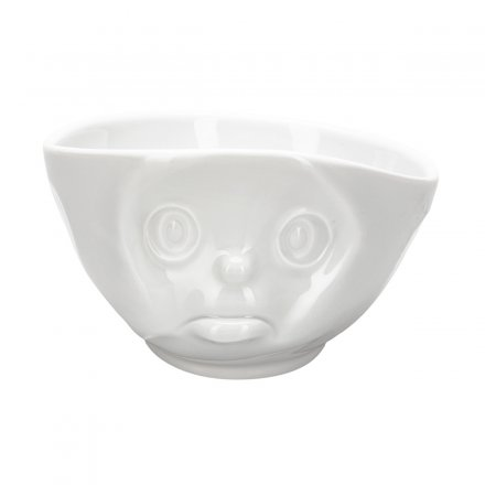 Latte Cup with Facial Motif Pouty Cup