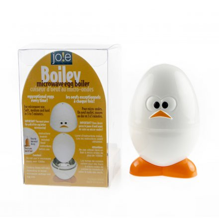 Microwave Egg Boiler Boiley
