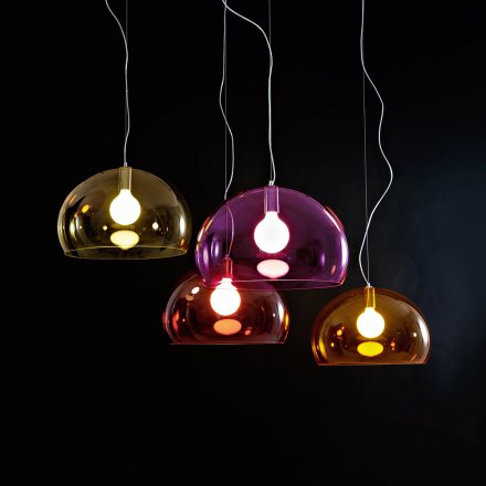 Kartell LED Suspension Lamp FL/Y
