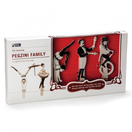 Monkey Business Laundry Pegs Pegzini Family