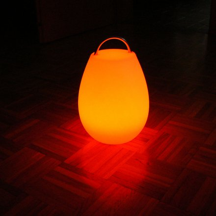 LED Table Lamp with Color Change