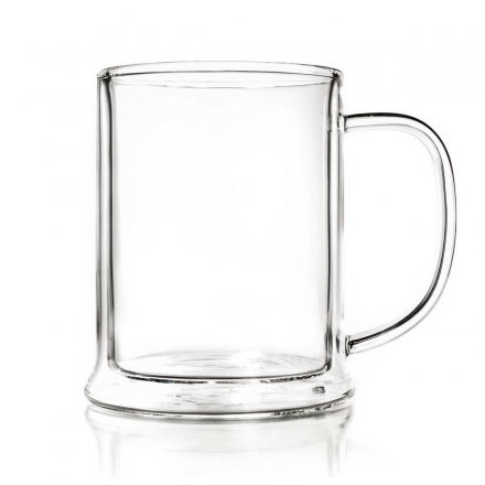 Creano Thermo Beer Glass 500ml double-walled