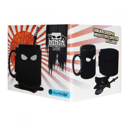 Thumbs Up Ninja Mug